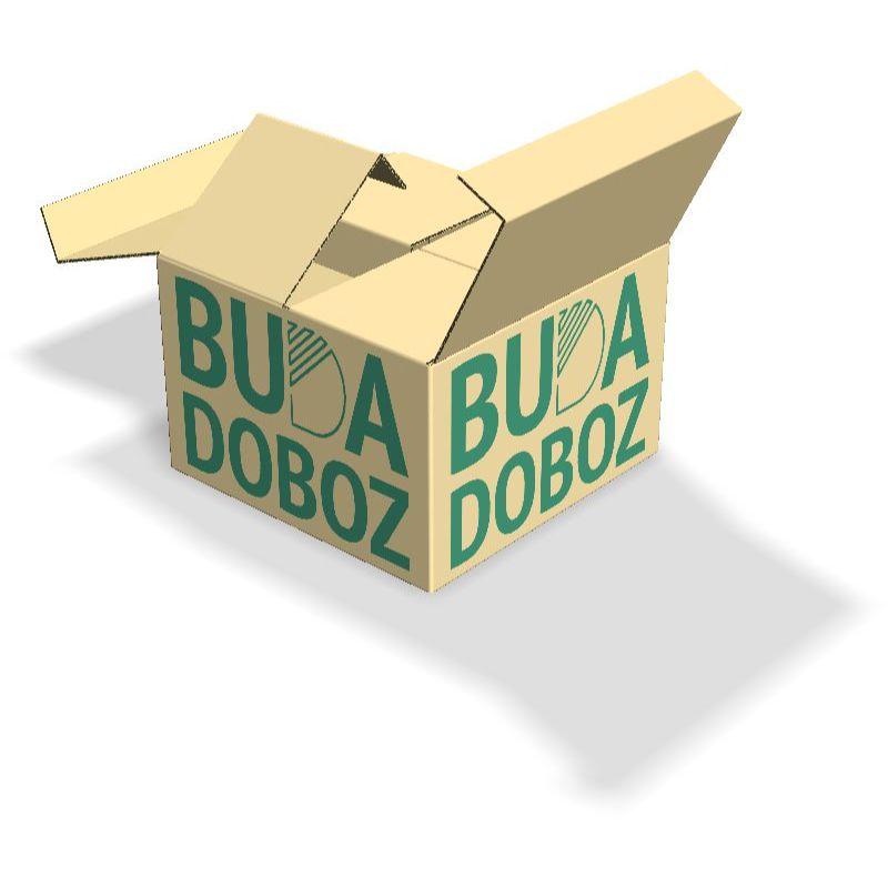 Kartondoboz logoval