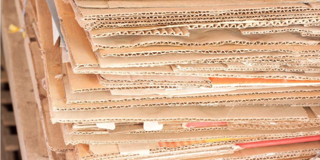újrahasznosítható papír